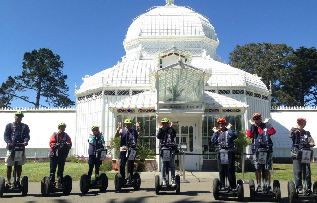 Golden Gate Park Segway Tours - Groups and Team Building