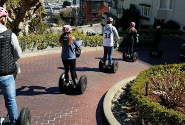 Segway Team building - Scavenger hunt san francisco