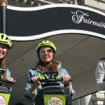 Segway private tour at the Fairmont Nob Hill in San Francisco