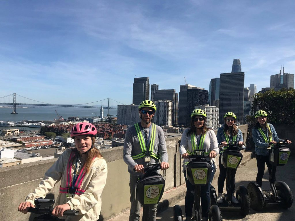 Team Building Tours Of San Francisco
